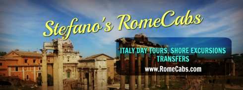 Stefano's RomeCabs Transfes and Tours