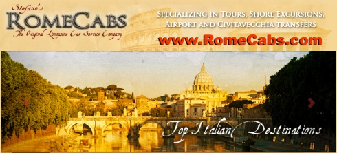 RomeCabs Tours of Italy