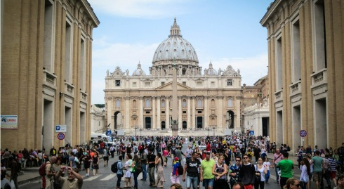 THE VATICAN  - What to do in Rome pre-Cruise? - RomeCabs