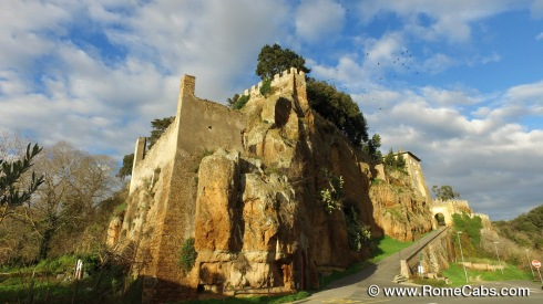 Tours from Civitavecchia  - Castles and Lakes  Tour - Ceri