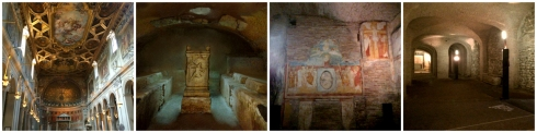 Tours from Civitavecchia - San Clemente Basilica - Panoramic Rome Tour
