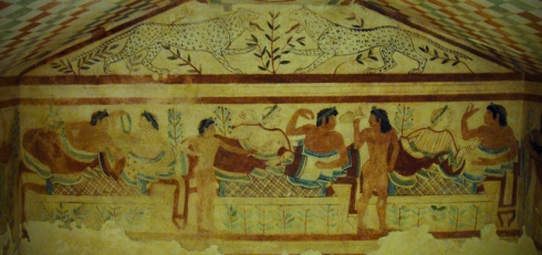 Tours from Civitavecchia - ETRUSCAN MYSTERY - Etruscan Tomb