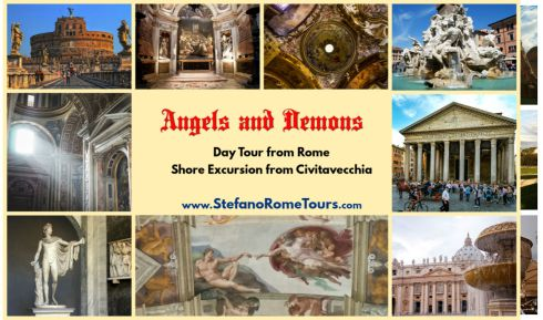 Day Trips from Civitavecchia I Rome, Countryside - ANGELS AND DEMONS TOUR - Stefano Rome Tours