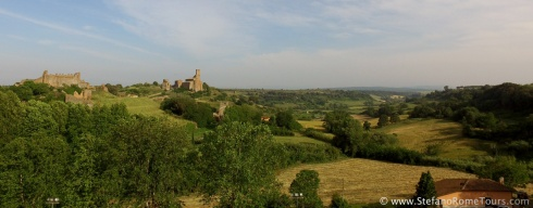 Day Trips from Civitavecchia I Rome, Countryside - TUSCANIA VALLEY - RomeCabs